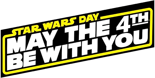 Star Wars Day May The 4th Be With You official website banner cover header